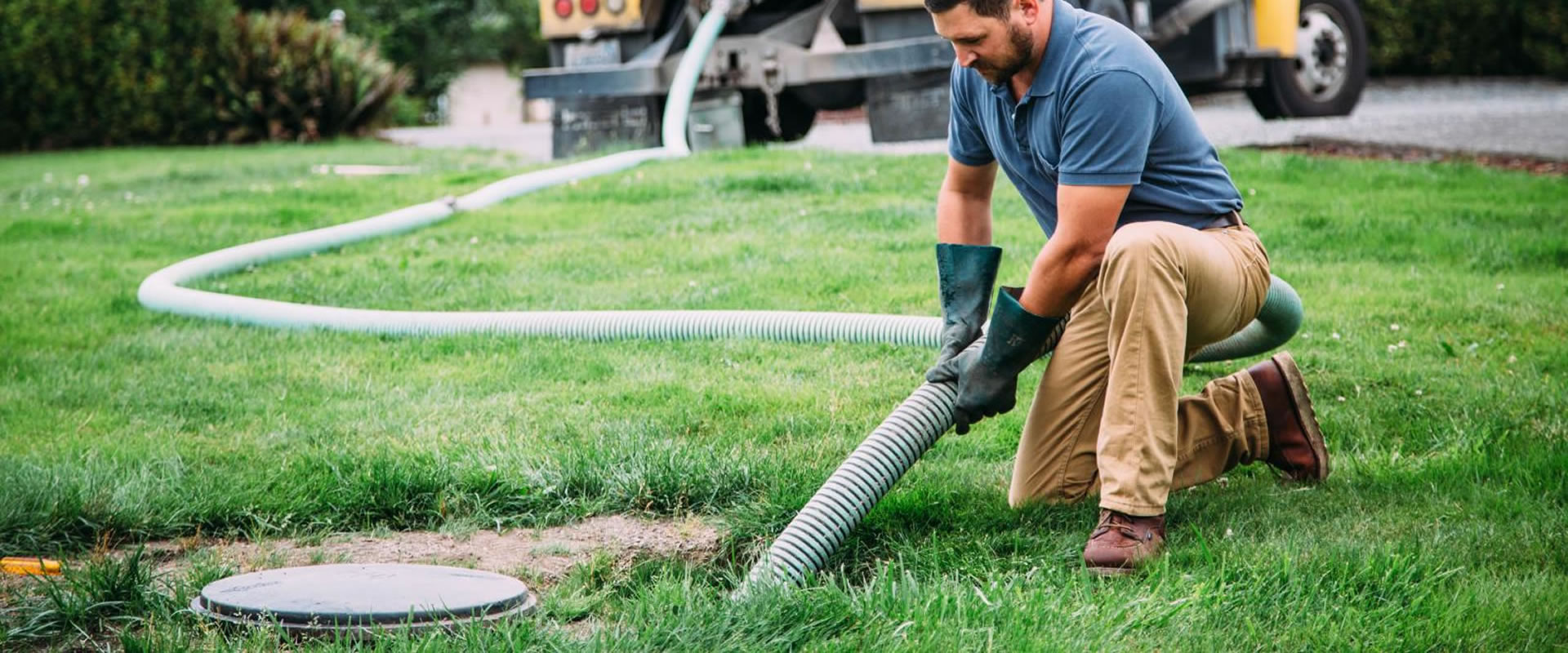 Why hire a septic tank company in Bethany to clean your sewer line today?